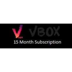 V AndriodBox - 15 MONTH Subscription Only