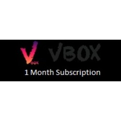 V AndriodBox - 1 MONTH Subscription